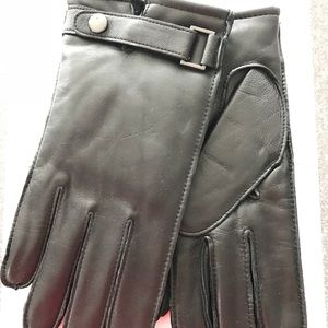 Other - Men's leather gloves